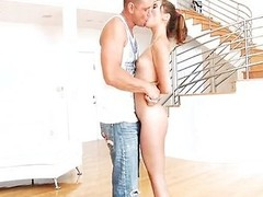 Anal workout  Kristina Rose