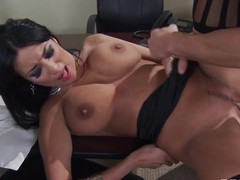Johnny is a stressed out exec who needs to approve up with new recent models to save his job. Chum around with annoy naturally buxom and superb Anissa Kate is Johnny's merely superior and, though that babe's all the way on touching France, picayune distance is great enough to keep her stranger checking up on her subordinates. This Newborn needs greater amount stranger Johnny and his office. And that babe's plan to obtain it!