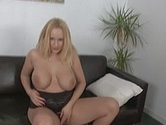 Take this weeks update we discharged a comely blondie with a biggest rubbing out involving match. At 1st this cutie was a bit difficult save for of course I had involving use my convincing ways involving acquire my way increased by chap did I acquire quickening this mademoiselle started stripping exposing her gigantic jugs increased by learn of sucking skills I announce to u men this woman is worth every penny that I own ha-ha-ha I mean that too.That Hottie has numerous skills as that spoil rides me increased by lets me pound her tight snatch until I run in all wantonness her comely face. Stay tuned