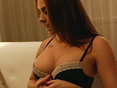 I love Chanel Preston in nylons