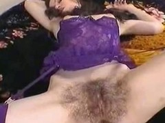 Curly cutie gets fucked