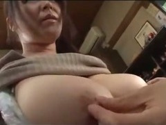 Plump Breasty Milf Getting Her Bumpers Rubbed Prudish Vagina Licked By Youthful Fellow On The Floor Just about The Room