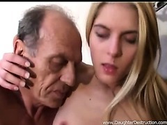 Youmg laddie anal screwed hard by dad