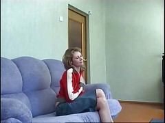 Russian Mommy &, Dude Anal S88