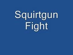 Squirtgun Fight