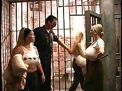 Breasty Prison Hotties