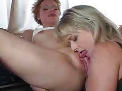 Aged Lesbian babes - M27