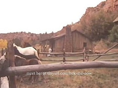 Classic -  scene in the Old West