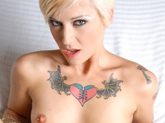 POV deep procure punk girl Kleio eating a dick in the gazoo!