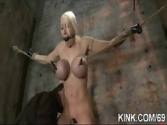 Breasty enticing hawt unspecified receives punished drilled everywhere servitude