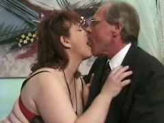 Grown up dark brown Jenny Joyce acquires her bawdy cleft licked and screwed hard