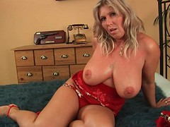 Mature soccer mom approximately na‹ve fat tits gets fucked