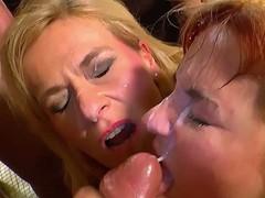2 kirmess german harlots sexy fuckfest hardcore act