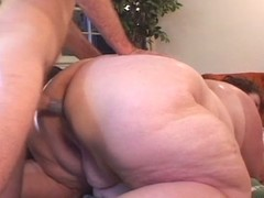 Chunky older team-fucked hard